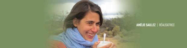 Amélie Saillez, réalisatrice