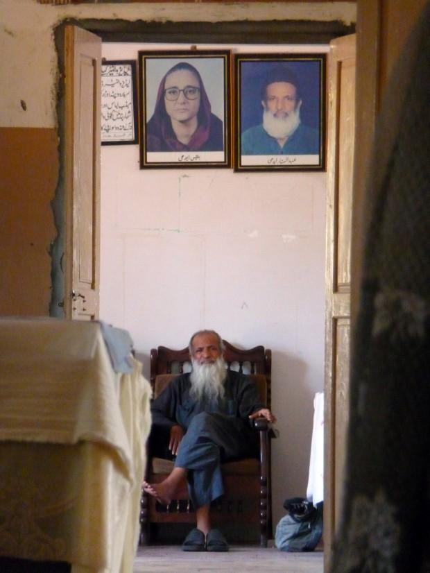 Abdul Sattar Edhi au Edhi Village