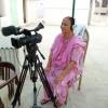Bilquis Edhi regarde son interview